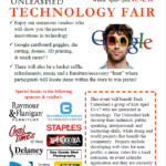 TECH Unleashed Technology Fair Fundraiser this Saturday!